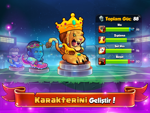 Kafa Topu 2 - Online Futbol Oyunu screenshot 10