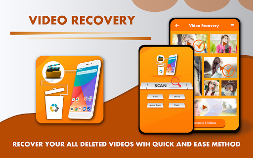 Video recovery 2020: Restore Deleted Videos screenshot 5