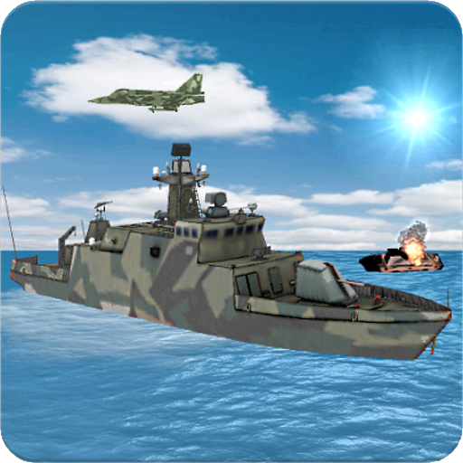 Sea Battle 3D PRO: Warships icon