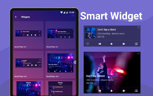Music Player - MP3 Player & Audio Player screenshot 12
