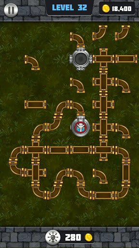 Plumber: Water Pipe Puzzle 2 تصوير الشاشة