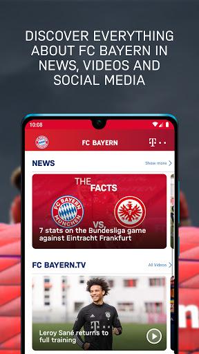 FC Bayern Munich screenshot 3