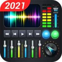 مشغل الموسيقى - مشغل الصوت & 10 فرق المعادل on 9Apps
