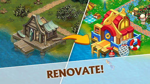 Harvest Land: Farm & City Building screenshot 4