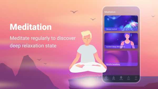 Stress Control Norbu - relaxing games, meditation screenshot 3