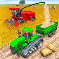 Modern Tractor Farming Simulator: Offline Games on APKTom