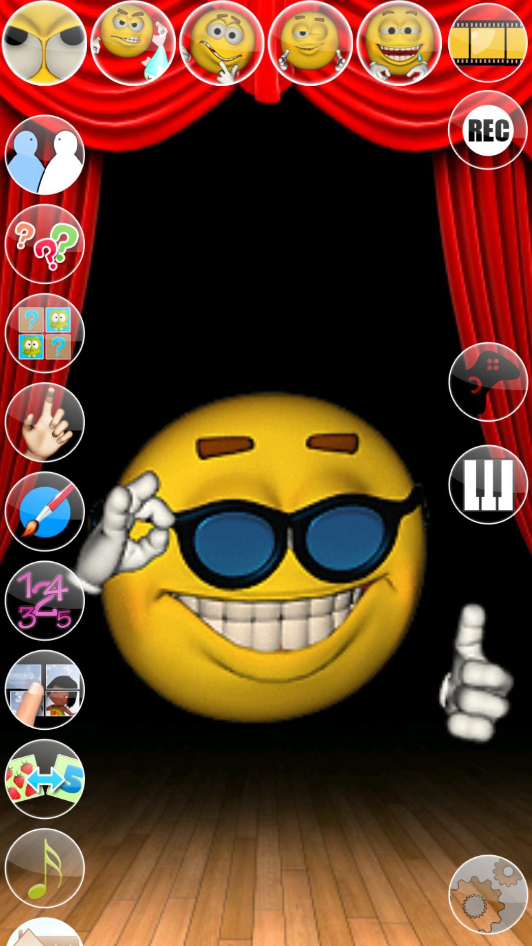 Talking Smiling Simon screenshot 4