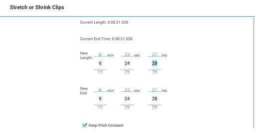 MixPad Multitrack Mixer Free screenshot 8