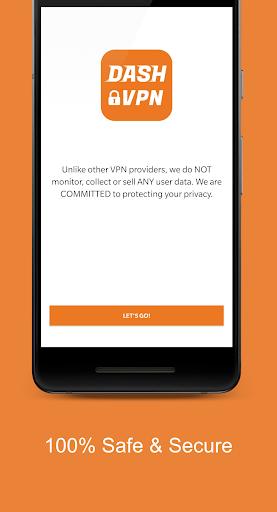 - VPN (Dash VPN) screenshot 2