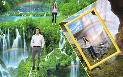 Waterfall Photo Editor and Photo Frames screenshot 18