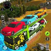 Offroad Transport Truck Driving 2020 on 9Apps