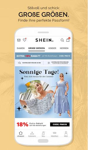 SHEIN-Shopping und Fashion screenshot 6