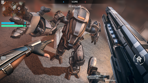 Infinity Ops: Online FPS Cyberpunk Shooter स्क्रीनशॉट 8