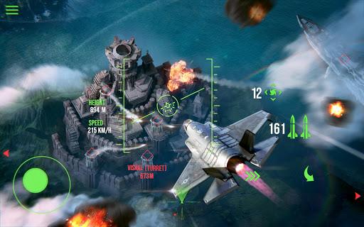 Modern Warplanes: Sky fighters PvP Jet Warfare screenshot 5