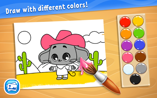 Colors for Kids, Toddlers, Babies - Learning Game screenshot 6