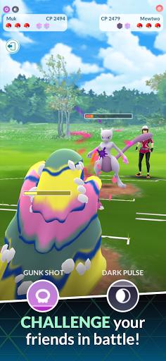 Pokémon GO 8 تصوير الشاشة