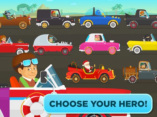 Garage Master - fun car game for kids & toddlers screenshot 11