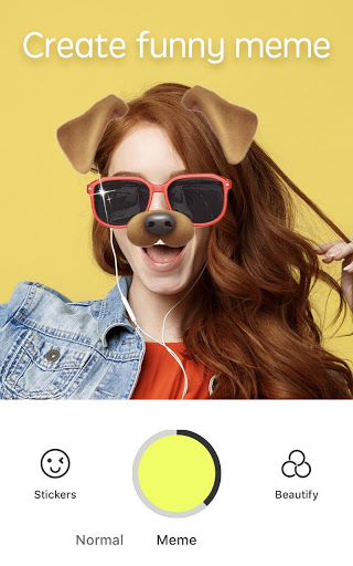 Sweet Camera Lite - Take Selfie Filter Camera screenshot 5