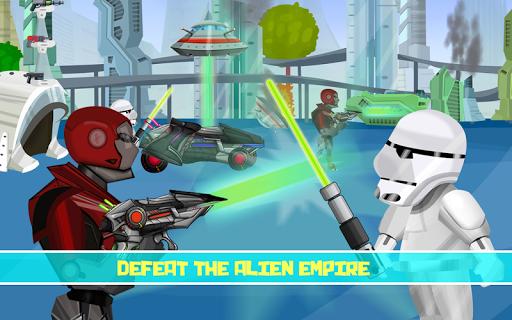 Age Of Fight : Empire Defense screenshot 15