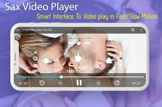 Sax Video Player 2019 screenshot 3