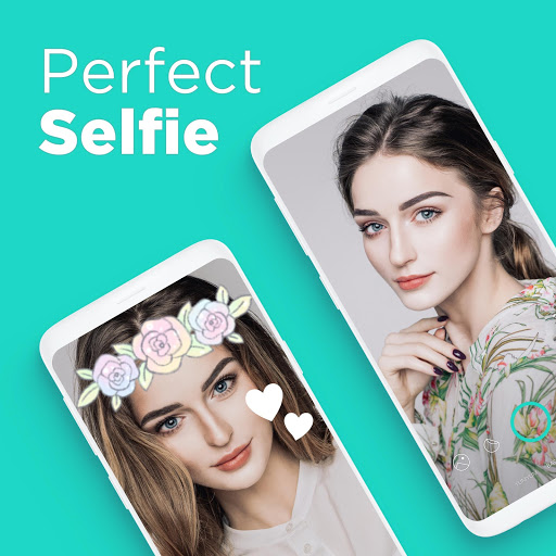 Candy Camera - selfie, beauty camera, photo editor screenshot 2