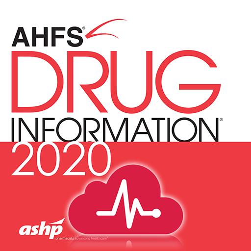 AHFS Drug Information (2020) أيقونة
