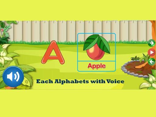 ABCD & Numbers Practice Kids screenshot 3
