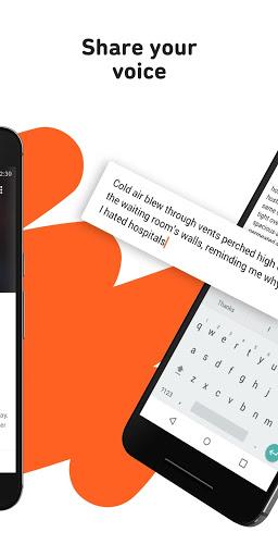 Wattpad - Read & Write Stories screenshot 3