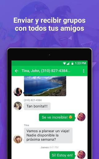 Nextplus: Llama Gratis   Texto screenshot 18