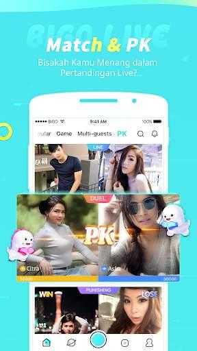 Bigo Live-#1 Live Streaming, Live Video, Live Chat screenshot 6