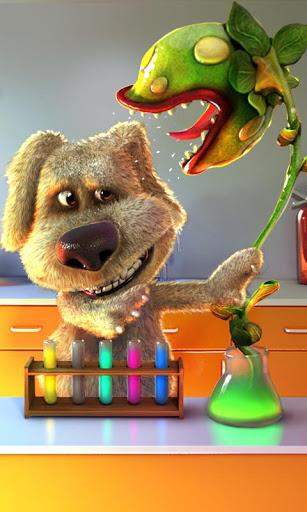 الكلب بن المتكلم 3 تصوير الشاشة