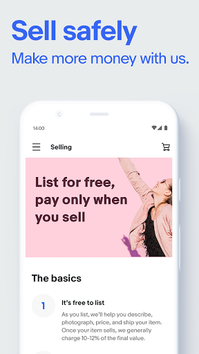 eBay: Buy, sell, and save on brands you love screenshot 3