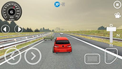 Driving School Simulator 2020 7 تصوير الشاشة