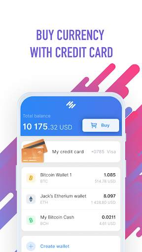 Tizer Wallet screenshot 3