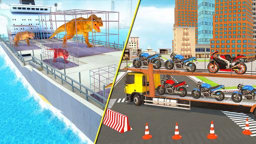 Cruise Ship Transport Car Game screenshot 4