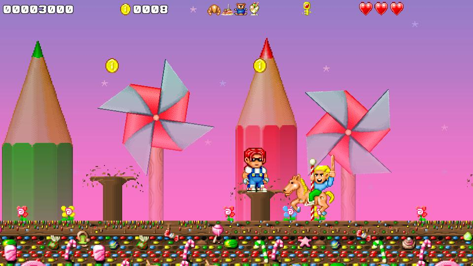 SUPERBLAM! - The Super Hero screenshot 3