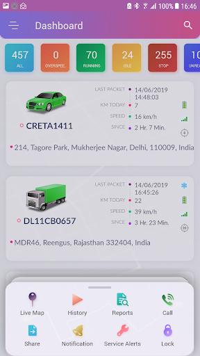 TB Track - Vehicle Tracking screenshot 3