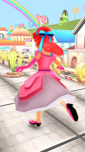 Princess Run Game 8 تصوير الشاشة