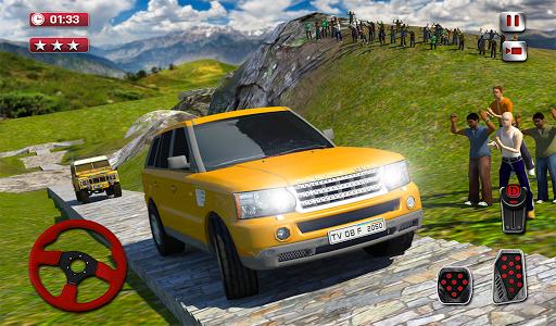 Cruiser Car Stunts: Dragon Road Driving Simulator screenshot 7