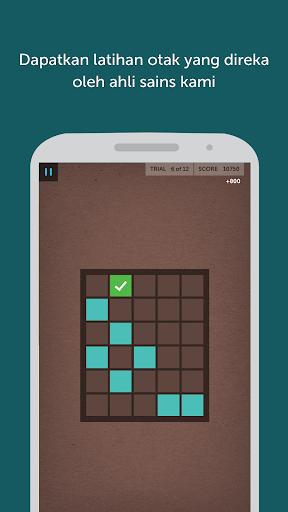 Lumosity - Latihan Otak screenshot 1