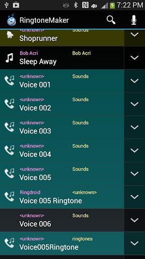 MP3 Cutter and Ringtone Maker скриншот 5
