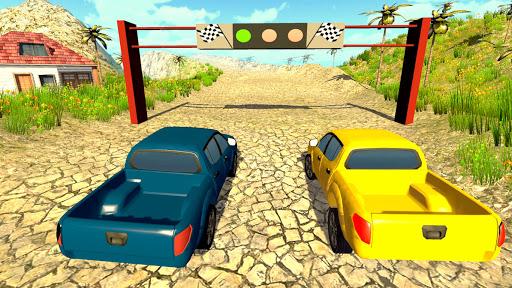 Off road Truck Simulator: Tropical Cargo screenshot 6