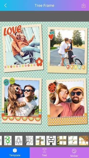 Photo Frame - Tree Frame screenshot 4