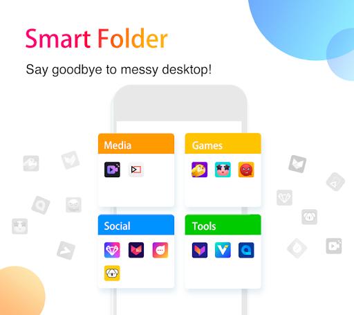 APUS Launcher: Themes, Hide Apps, Launcher App screenshot 6