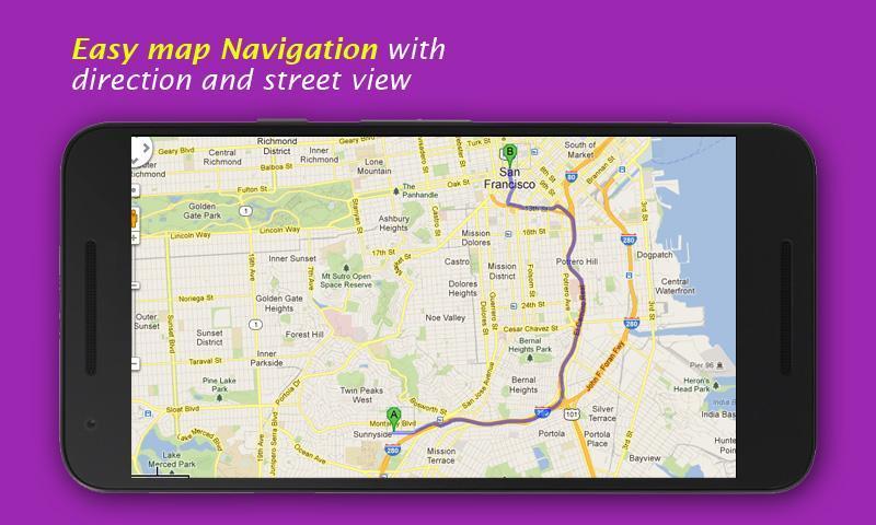Live Street View - Global Satellite Earth Live Map 6 تصوير الشاشة