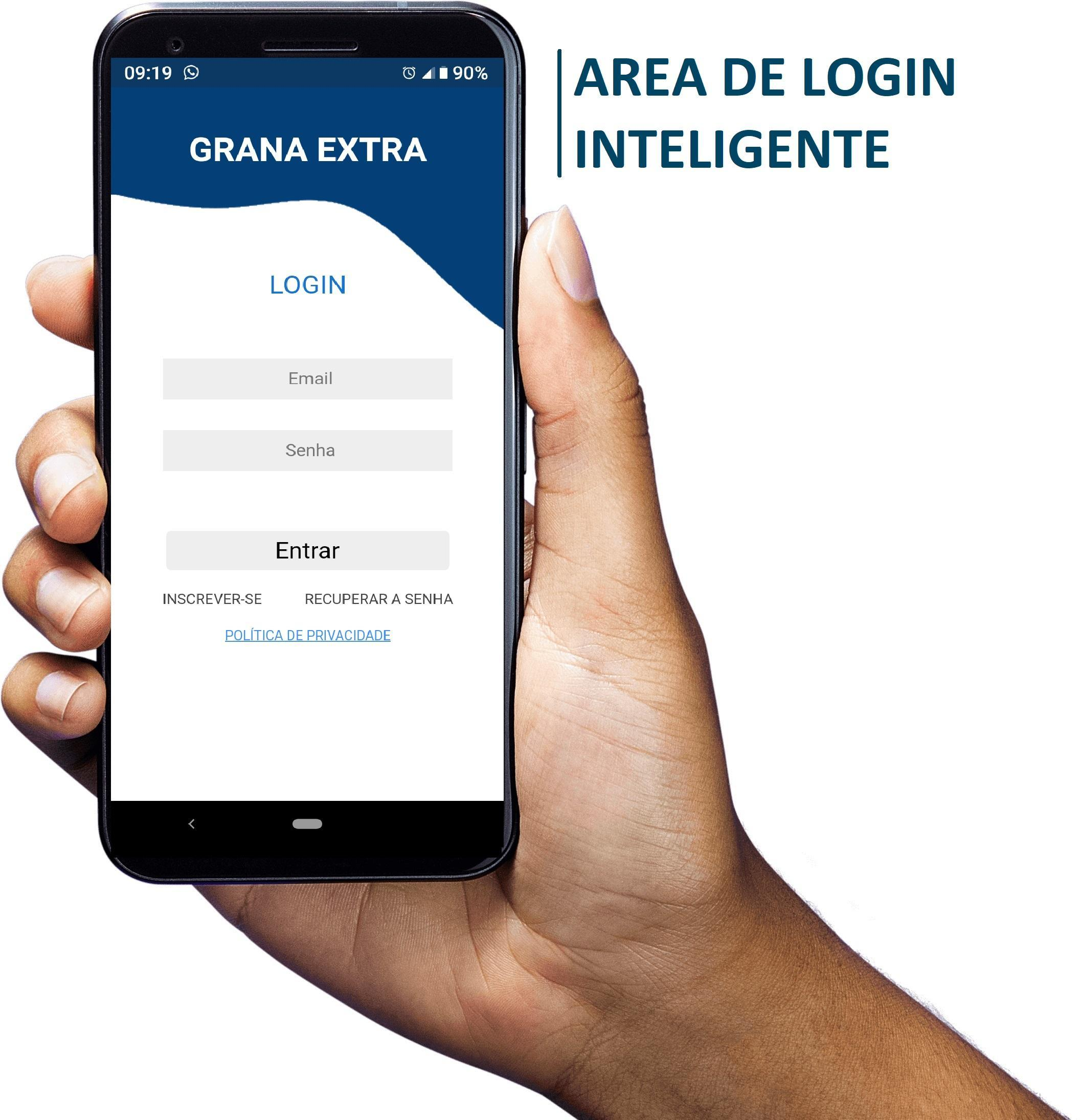 Grana Extra - Rewards screenshot 1