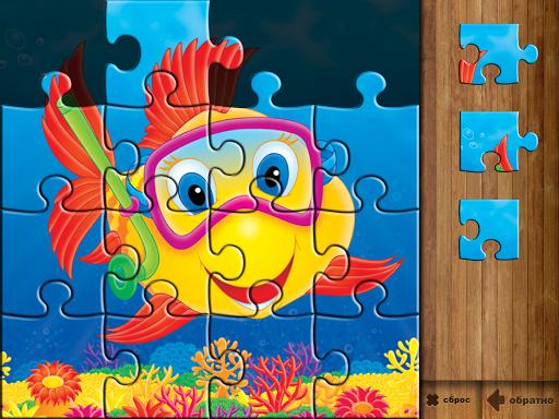 Kids' Puzzles 11 تصوير الشاشة