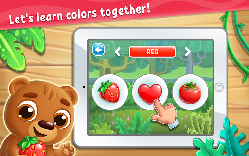 Colors for Kids, Toddlers, Babies - Learning Game screenshot 8