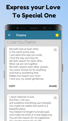 Poems For All Occasions - Love, Family & Friends screenshot 3