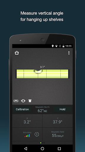 Kompas Poziomica screenshot 2